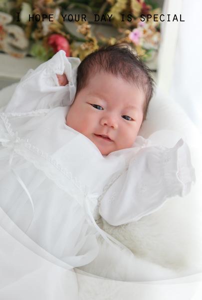 宮参り 赤ちゃん
